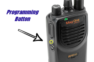 BPR40 Programming Button